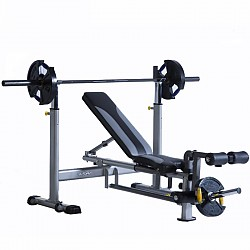 RWC-335 Wide Combo Fold-Up Bench