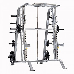 CSM-600 Smith Machine / Half Cage Combo
